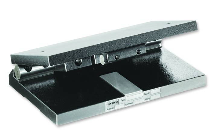 Sine Table w/o a Magnetic Clamping Plate-ST05101